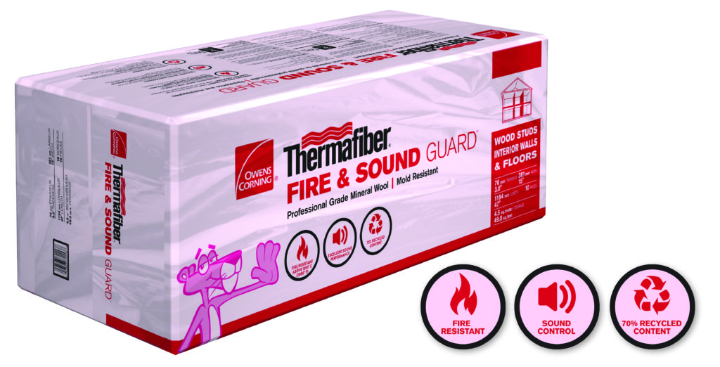 Fire & Sound Guard Product Image
