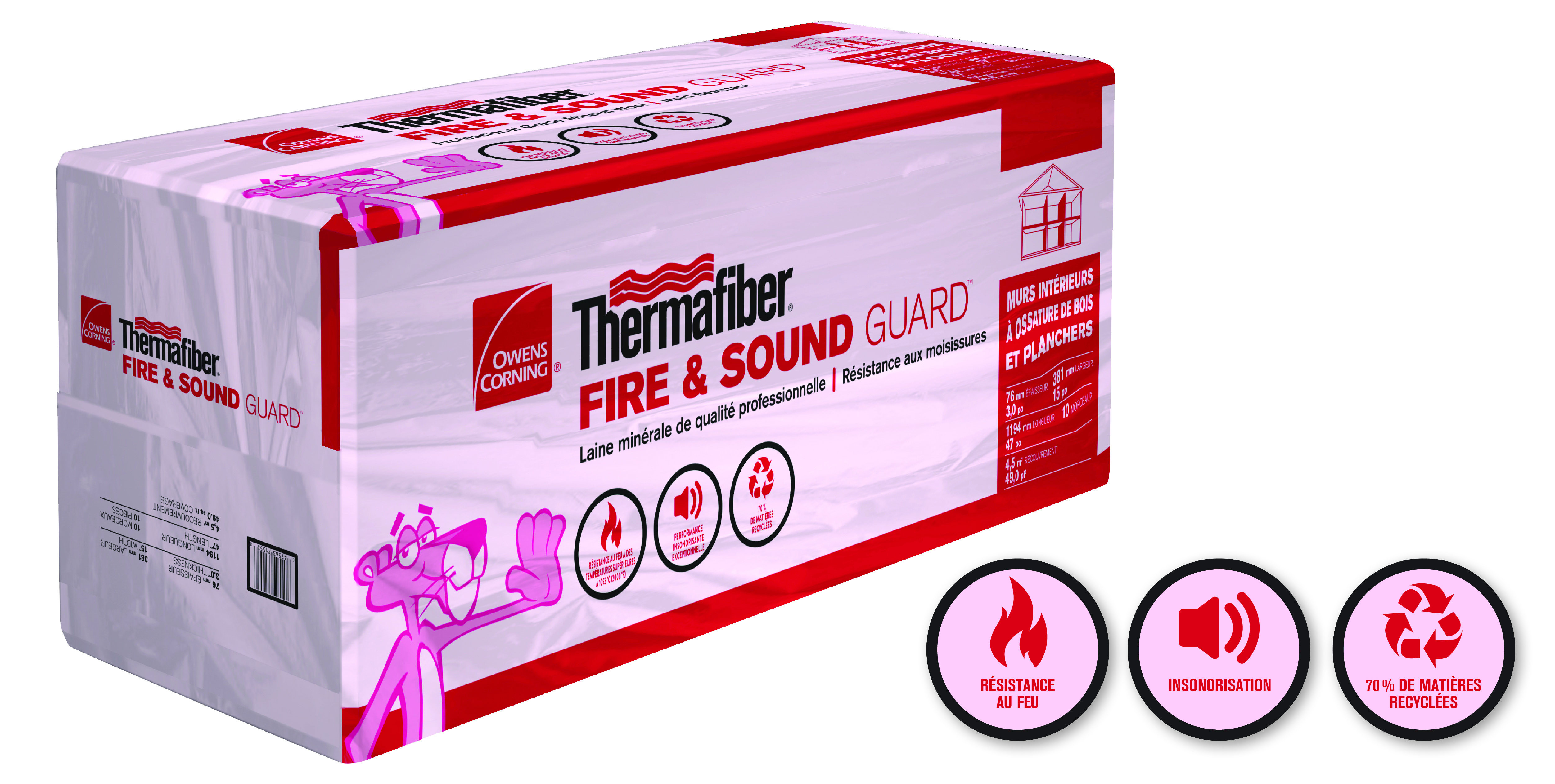 Fire & Sound Guard Product Image FR